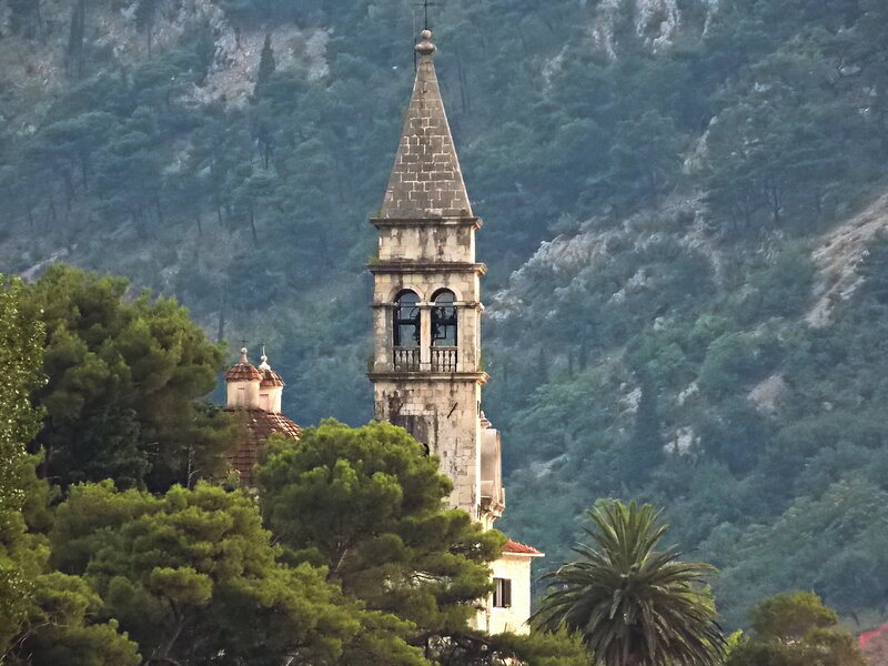 Церковь Святого Матвея в Доброте. Черногория