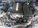 Двигатель M 271.948 1.8 л, 192 л/с на MERCEDES-BENZ. Гарантия. Из ЕС.