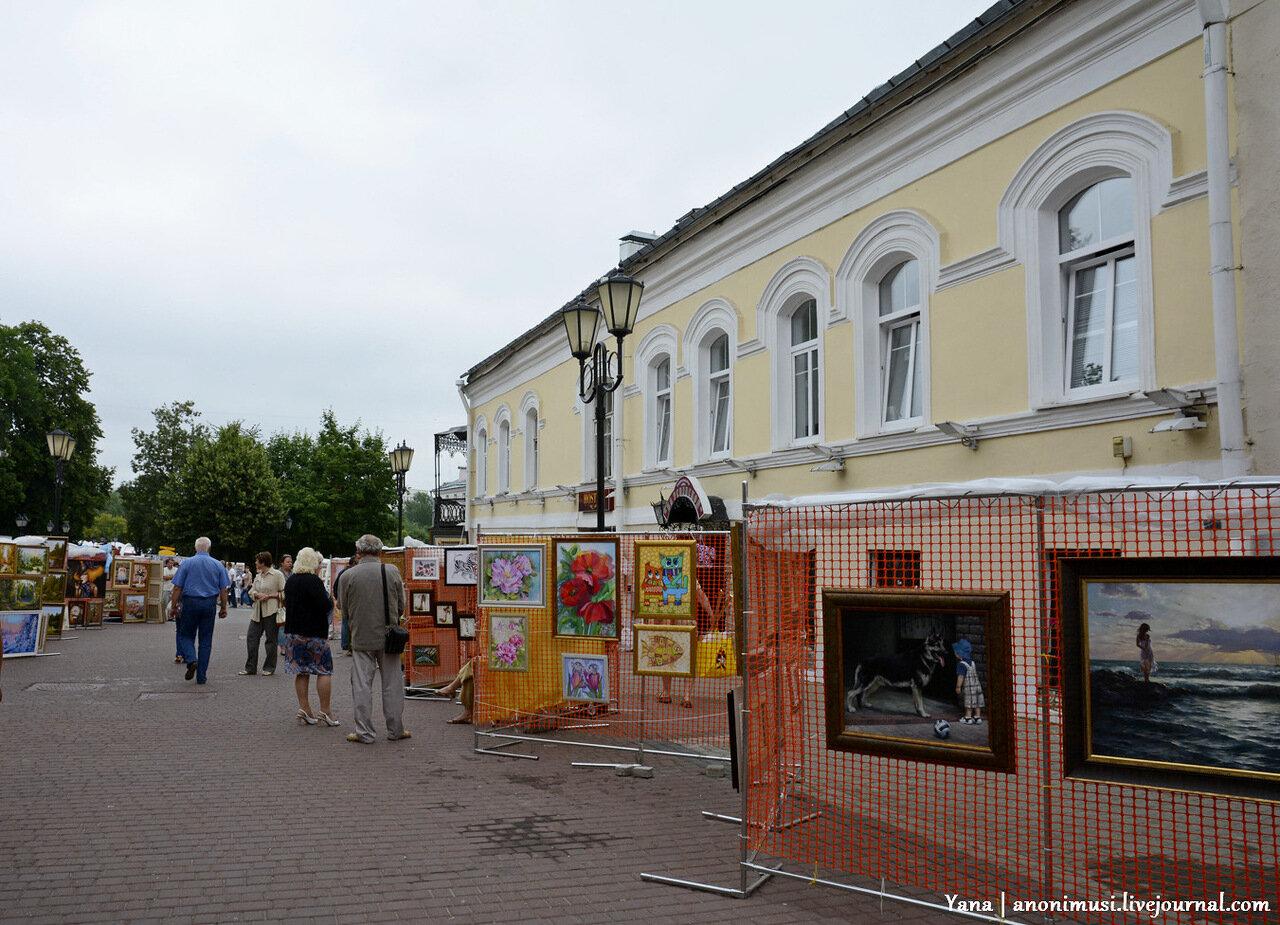 Город мастеров. Витебск. Славянский Базар.