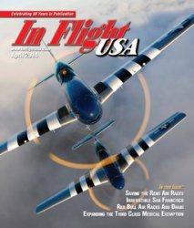Журнал In Flight USA – April 2014