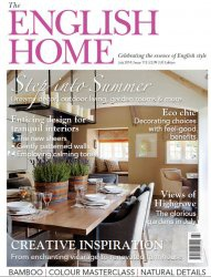 Журнал The English Home Magazine - July 2014