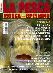 Журнал La Pesca Mosca e Spinning (Ottobre - Novembre 2012)
