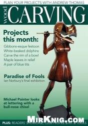 Журнал Woodcarving №134 (September-October 2013)