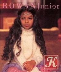 Книга Rowan Junior by Kim Hargreaves