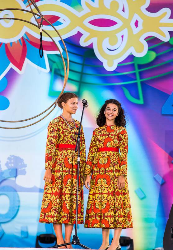 Фестиваль Белоруссии и России 2014