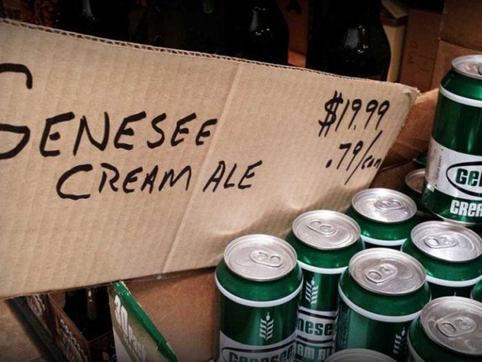 Во время «счастливого часа» можно купить пиво