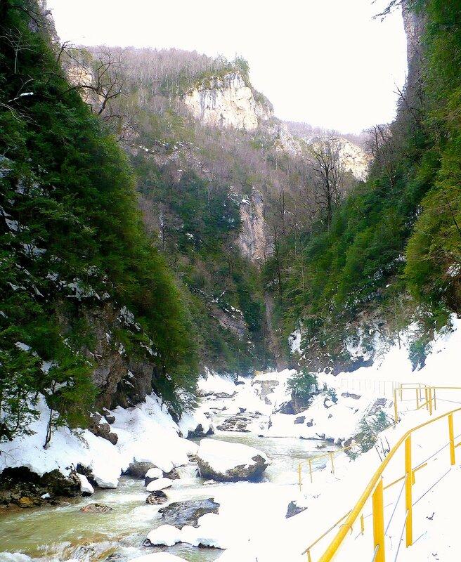 В горах, на Природе, зимний Кавказ (8).jpg