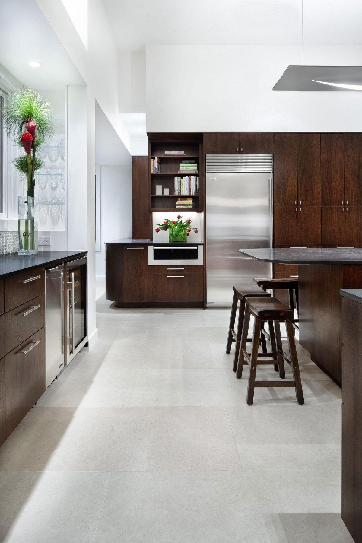 Miro Rivera Architects, частная резиденция Tree House, частный дом в Остине, дома в Техасе, частные дома в США, интерьеры американских домов