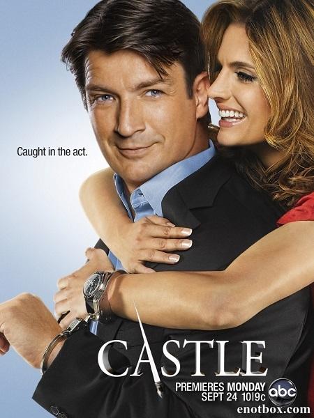 Касл / Castle - Сезоны 1-6 [2009-2014, DVDRip, WEB-DLRip] (LostFilm)