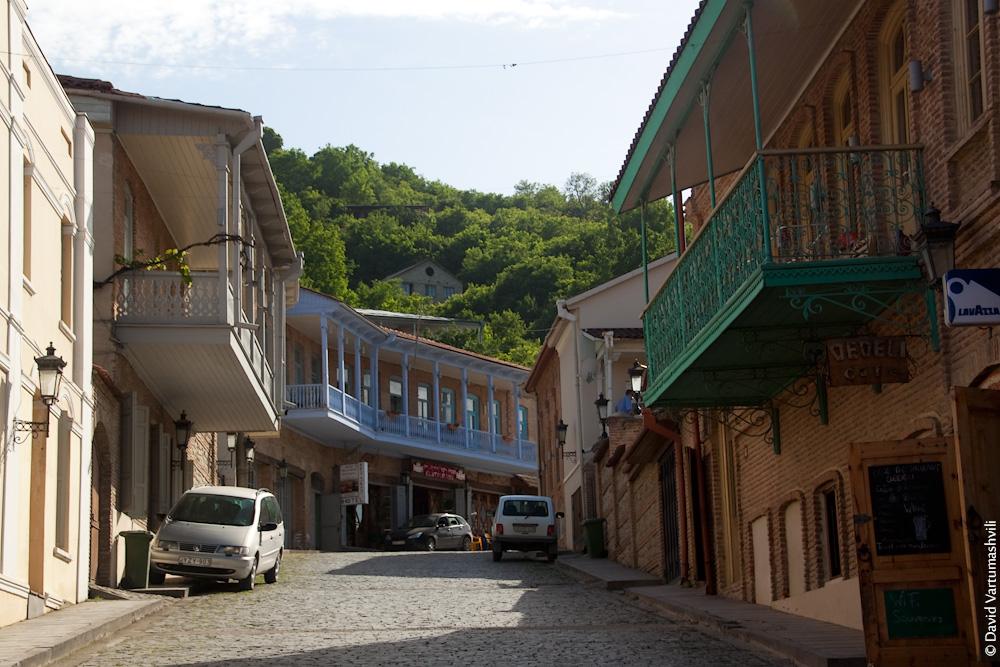 Грузия, Сигнахи