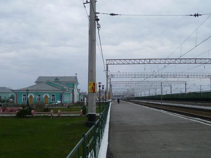 Станция Чулымская (Station Chulym)