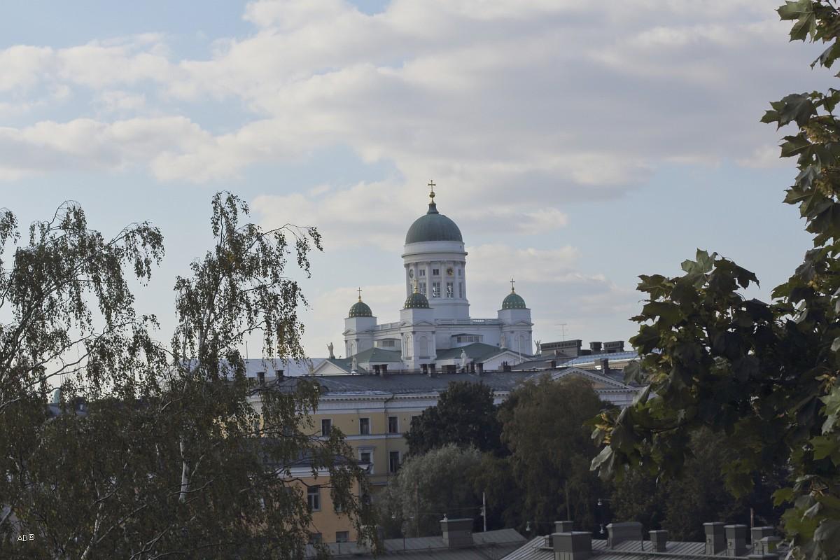 Хельсинки - День первый
