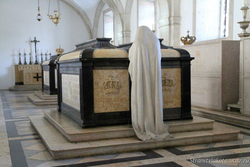 Усыпальницы в монастыре Святого Висенти, Лиссабон