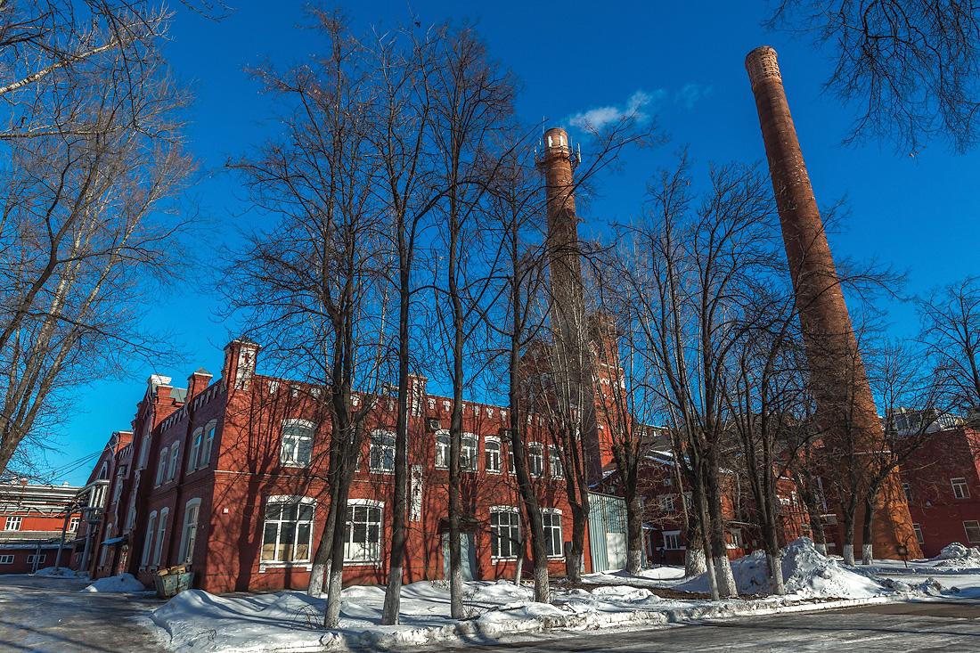 Завод «Кристалл»: от водки до хипстеров