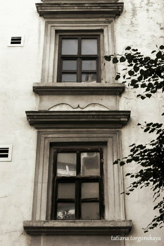 Окна Скадарлии
