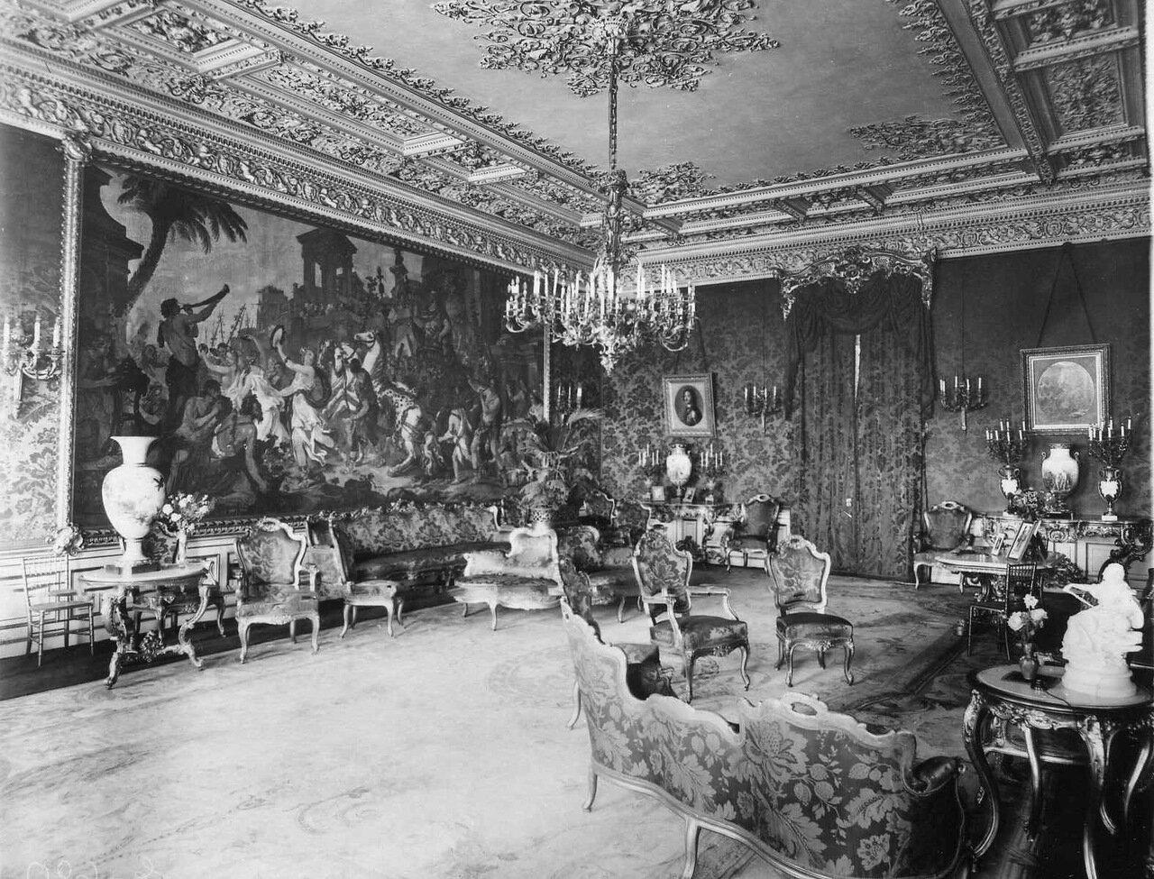 20. Зал  посольства. 1909