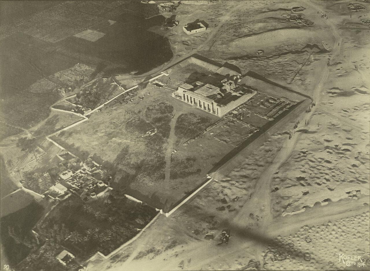 Египетские древности на старинных фотографиях