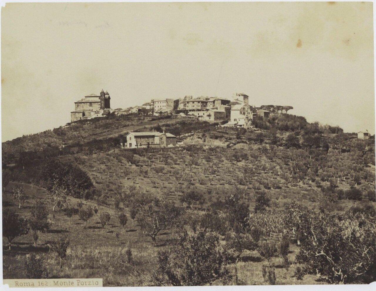 Монте-Порцио. 1880