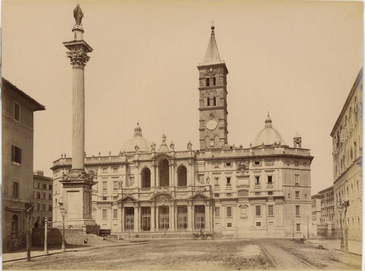 Санта-Мария-Маджоре. 1875.