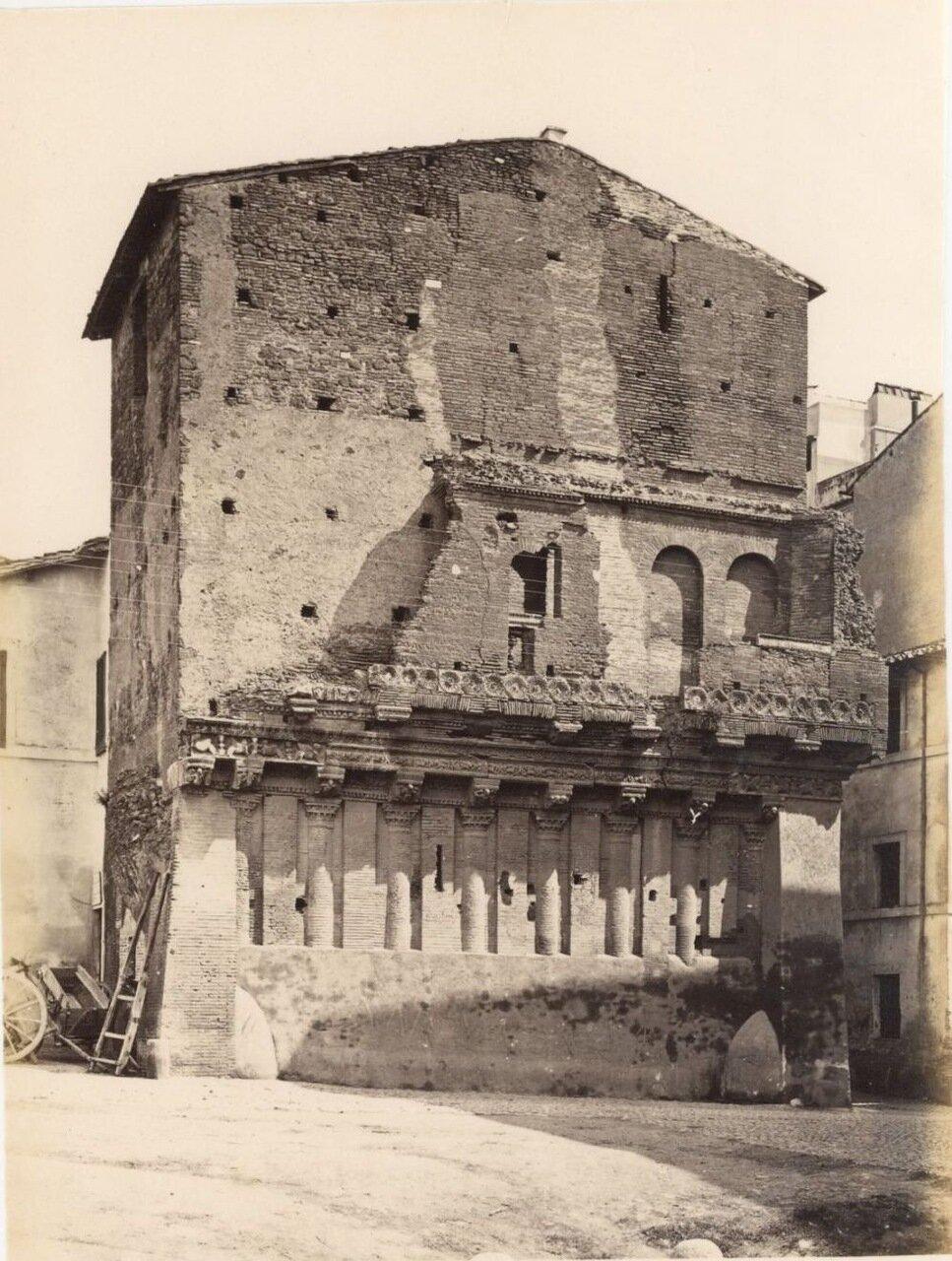 Дом Кола ди Риенцо. 1870