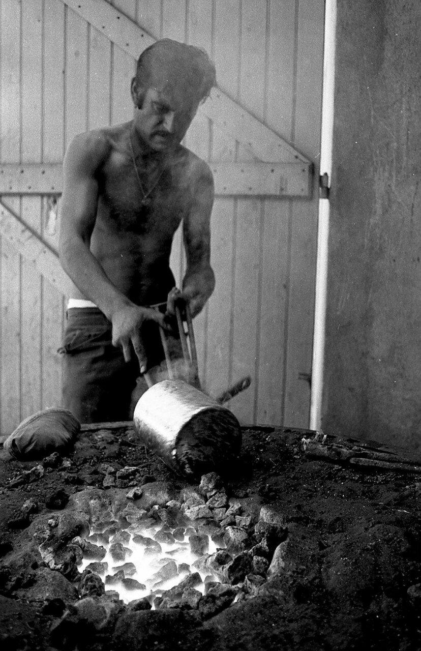 1969. Жестянщики Ле-План-де-Граса