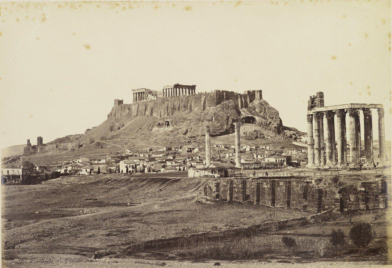 Акрополь. 1880-90