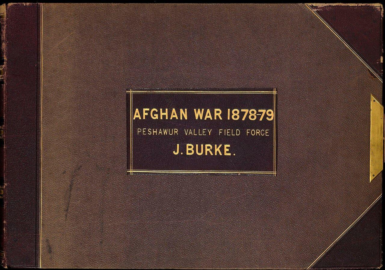 1878-1879. 2-ая англо-афганская война. Полевая армия долины Пешавар. Часть 1
