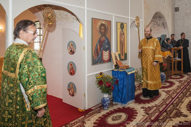 Мощи Святителя Василия Великого. Храм Святителя Василия Великого в Кистыше.