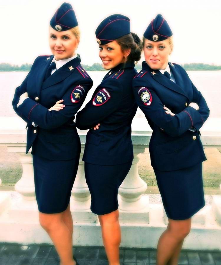 полиция девушки фото