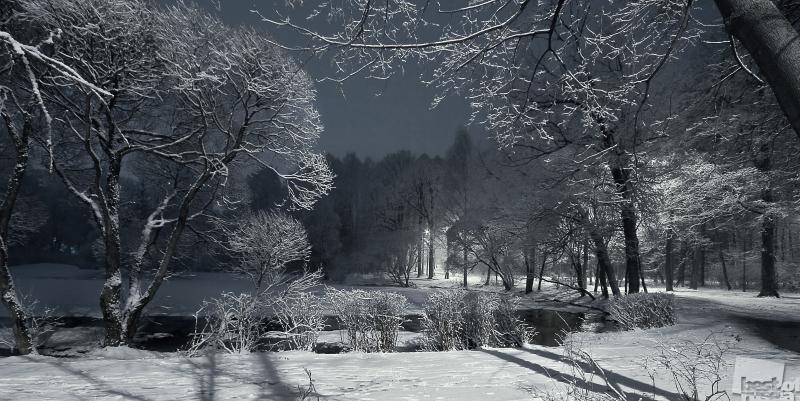 Возвращение зимы. Автор Елена Козлова.jpg