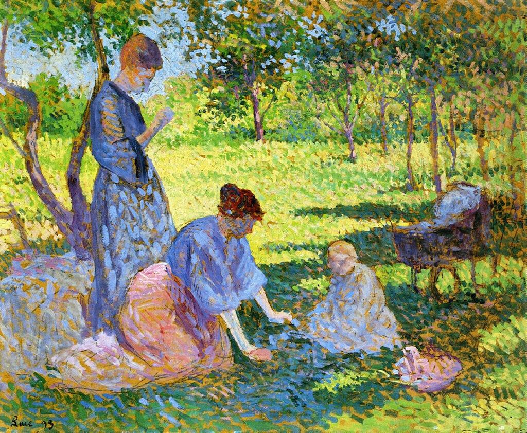 Картинки по запросу women in the garden