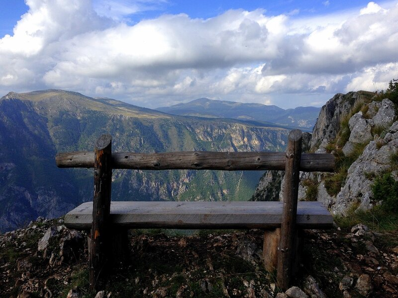 Чуревац, каньон реки Тара