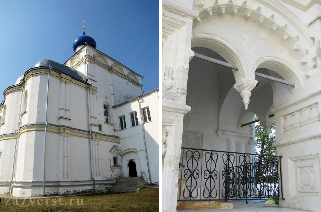Свято-Троицкий Данилов мужской монастырь (Переславль-Залесский)