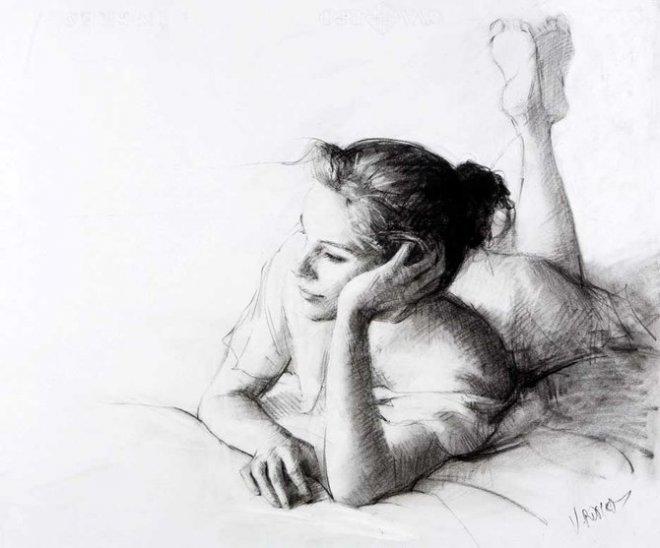 Висенте Ромеро Редондо: картины маслом 0 107fda ea5bef36 orig