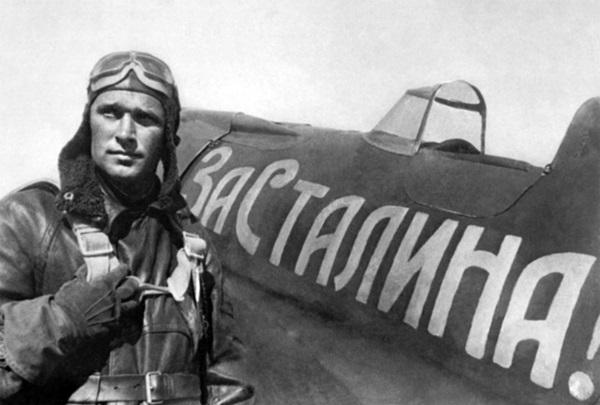 Летчик Борис Сафонов. Украинский мастер воздушного боя 0 1309c2 137f2e4f orig