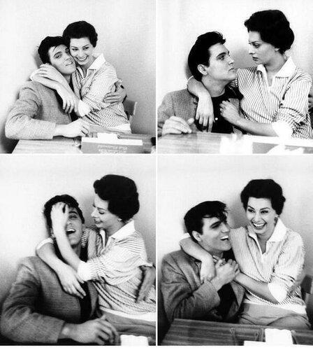 Sophia Loren, Elvis Presley