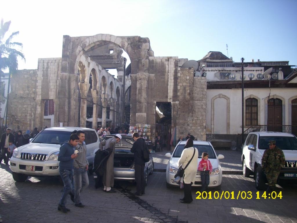 Покорение Ближнего Востока (ч 1,2)Турция,Сирия,Иордания,Ливан