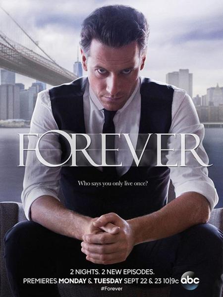�������� / Forever - ����� 1, ����� 1-7 [2014, WEB-DLRip | WEB-DL 720p] (LostFilm | NewStudio)