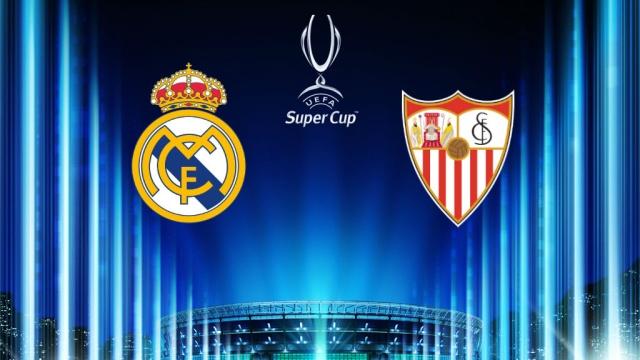«Реал» — трехкратный обладатель Суперкубка УЕФА