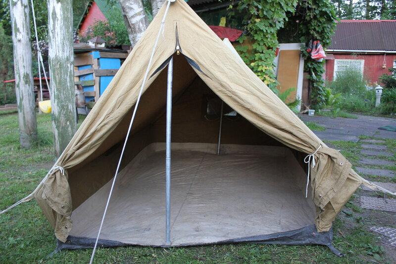 Брезентовая палатка купить киров