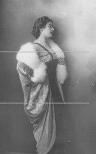 Евгения Михайловна Вольф-Израэль - артистка Александринского театра, Народная артистка РСФСР c 1957 года.