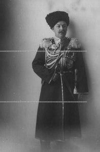 Александр Николаевич Граббе,  генерал-майор , командир конвоя  (портрет).