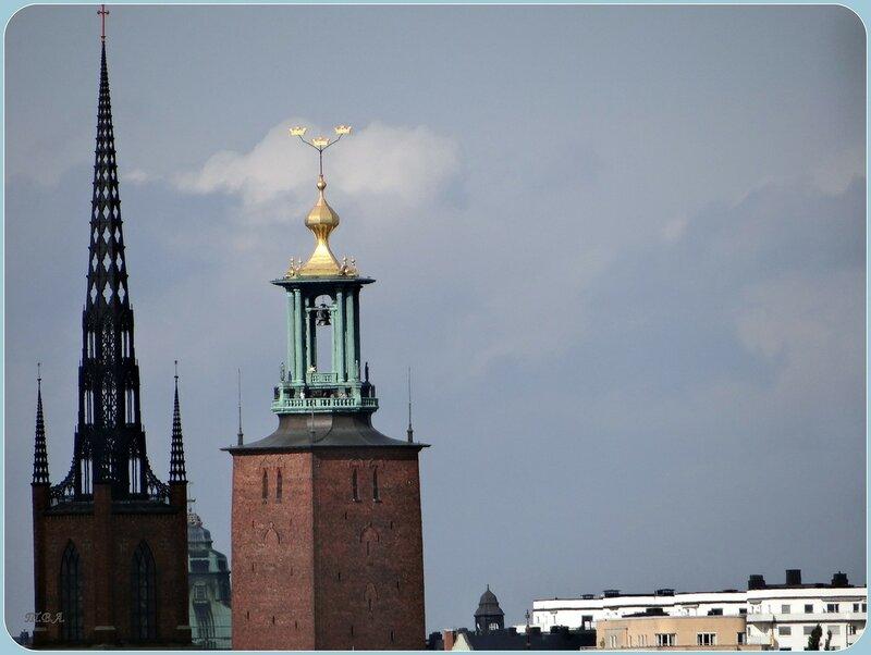 Медная Башня