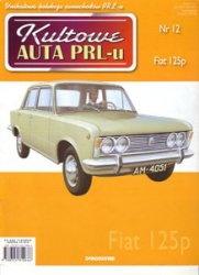 Книга Kultowe Auta PRL-u №12 2009