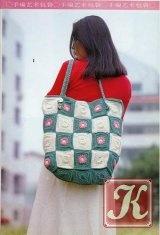 Журнал Crochet Bag China №12 2008