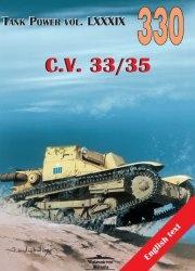 Книга Wydawnictwo Militaria 330 - C.V. 33/35