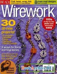 Книга Bead&Button - Wirework_2010.