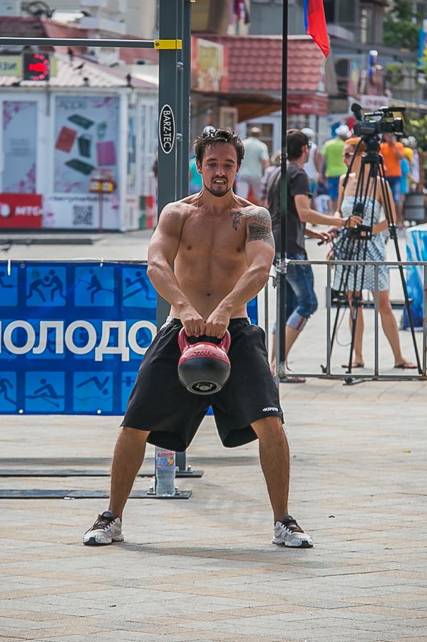 Спорт в Анапе 2014