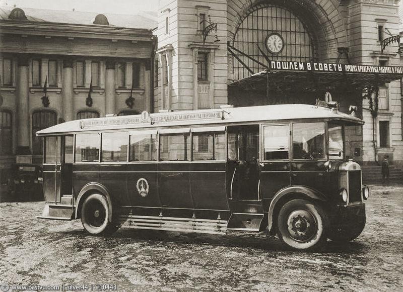 Автобус. Лейланд. 1926 1929...jpg