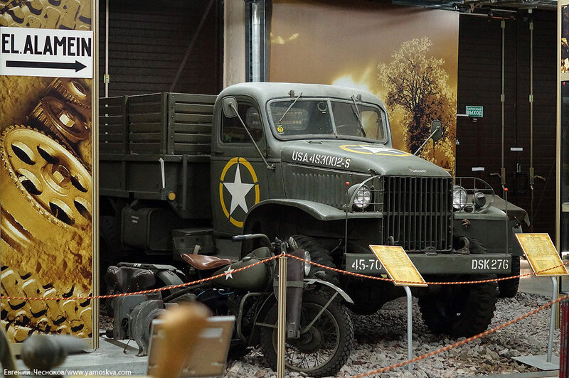 Весна. Моторы войны. GMC CCKW353. 09.05.14.03..jpg